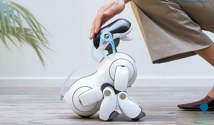 cane robot sony aibo