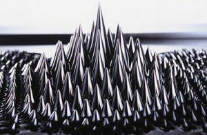 Ferrofluid scultura