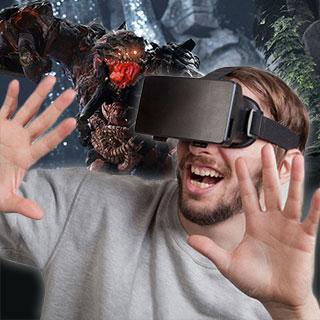 Occhiali 3D realtà aumentata per smartphone