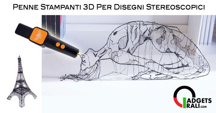Penna Stampante 3D Per Disegni Stereoscopici Le Migliori