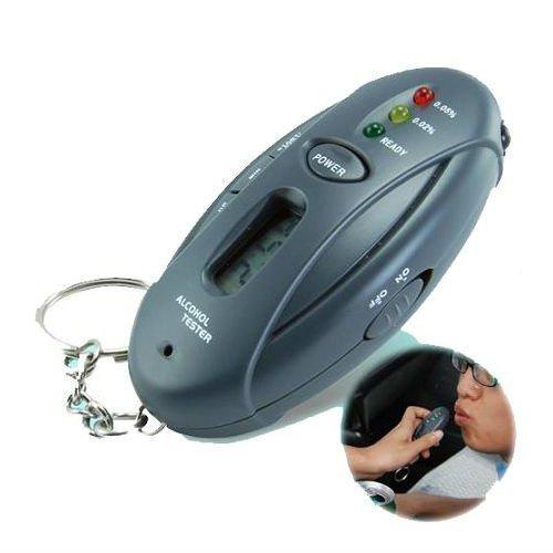 Etilometro portatile portachiavi