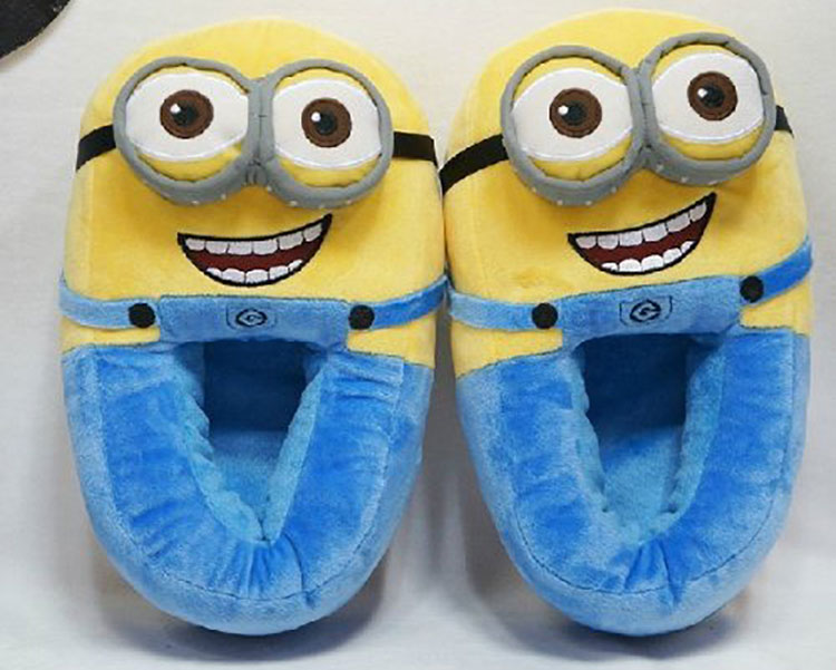 pantofole minions