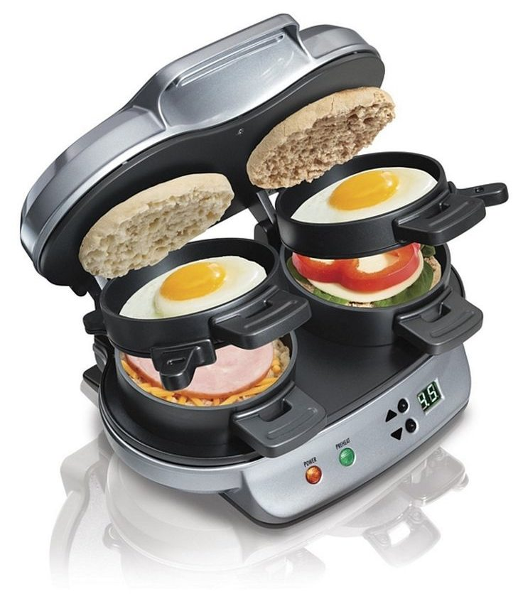 all in one breakfast maker colazione