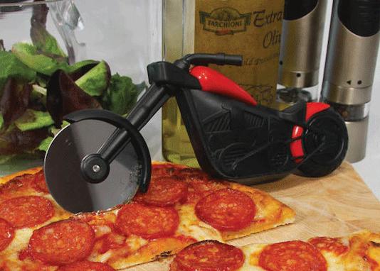 motocicletta tagliapizza