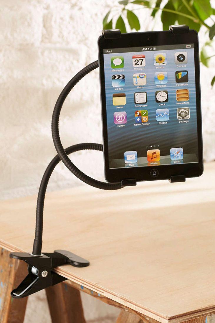 braccio supporto ipad da scrivania utility ufficio
