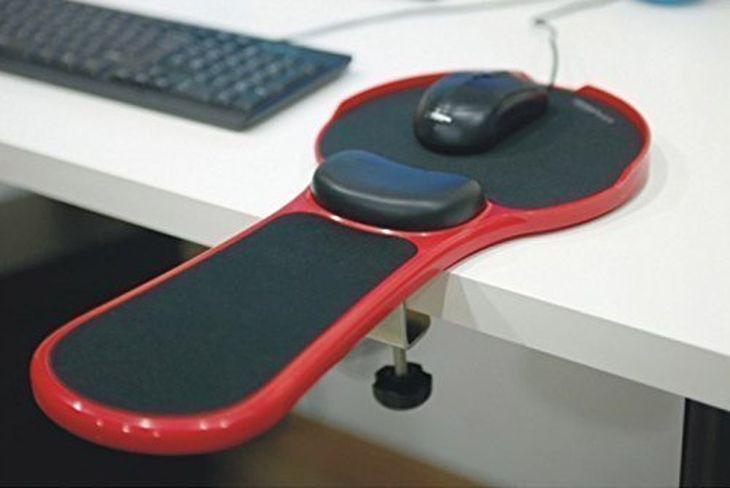 supporto braccio da scrivania mouse