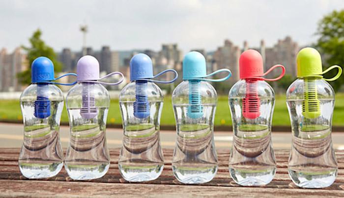 Bobble filtro purifica acqua per bottiglia