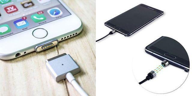 Eximtrade Magnetico MagSafe Lightning Cavo di Ricarica Adattatore per Apple