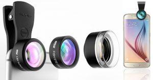 Obiettivi Per Smartphone: Le Lenti Accessorie Per Fare Foto Incredibili!
