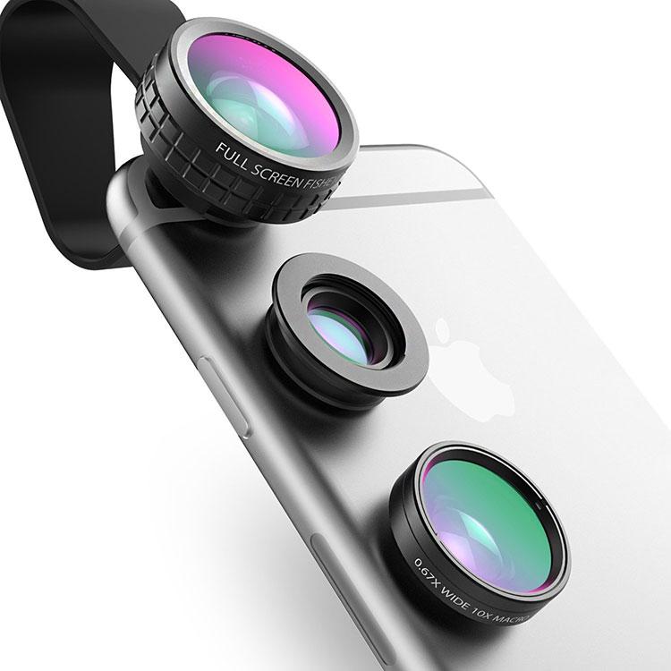 Obiettivi Per Smartphone Aukey