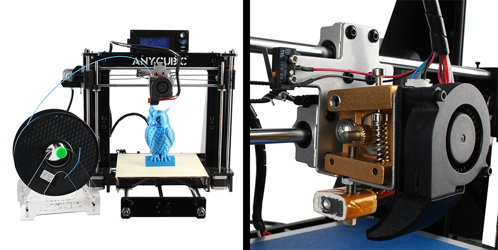 stampante 3D prezzo Prusa I3