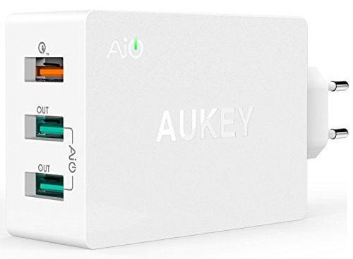 Caricatore USB Multiplo 3 Porte Di Uscita