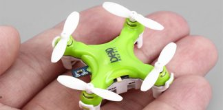 Mini Drone D1 Mini Quadcopter