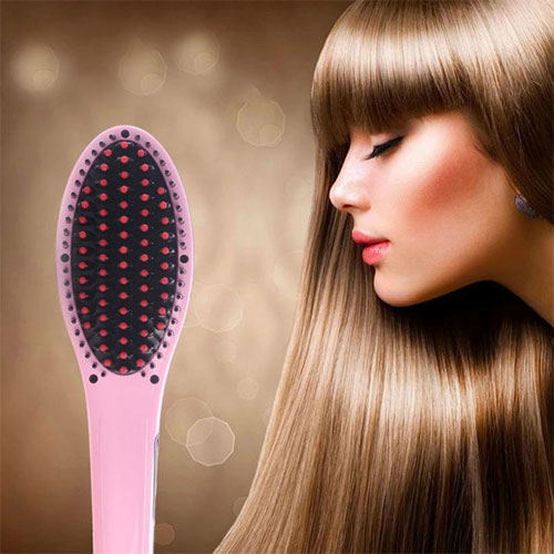 capelli belli e lisci