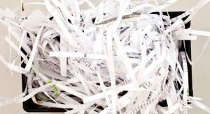Il Distruggi Documenti Migliore In Commercio, Scegli Il Professionale!