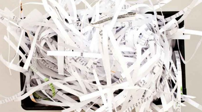distruggi documenti