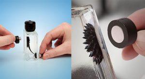 Ferrofluid: Crea Le Tue Magiche Sculture Con Questo Gadget!