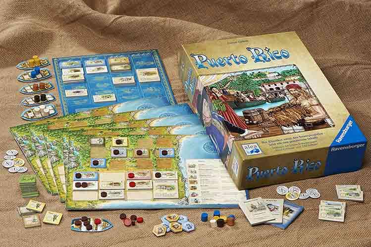 giochi da tavolo puerto rico