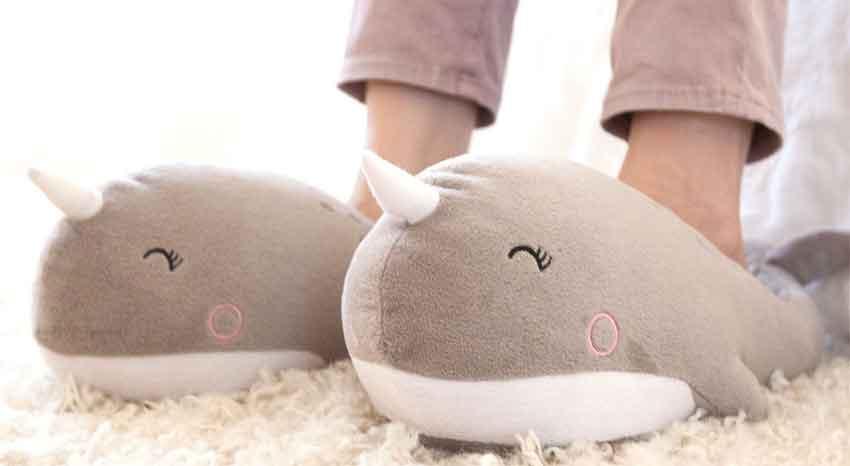 pantofole simpatiche