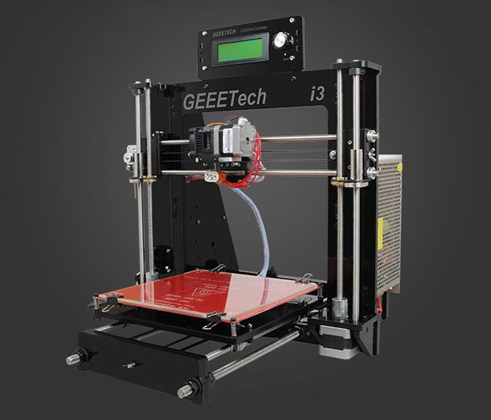 stampante 3d prezzo Geetech