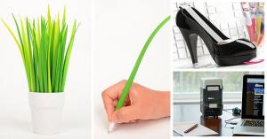 14 Gadgets & Accessori Da Ufficio Che Renderanno La Tua Scrivania Un Posto Più Cool!
