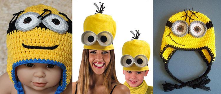 cappello minions cattivissimo-me