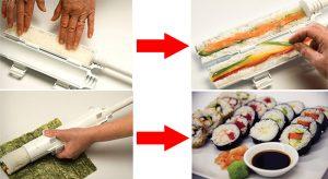 Come Fare Il Sushi In Casa? Questo Gadget Fa Tutto Da Solo!
