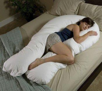 cuscino confortevole U gravidanza