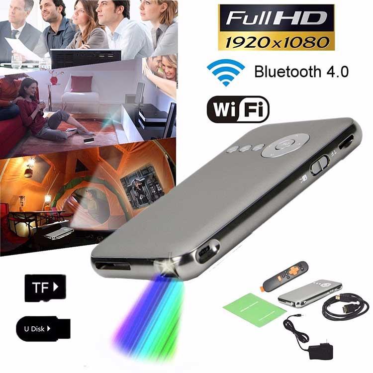 gadget elettronici proiettore portatile