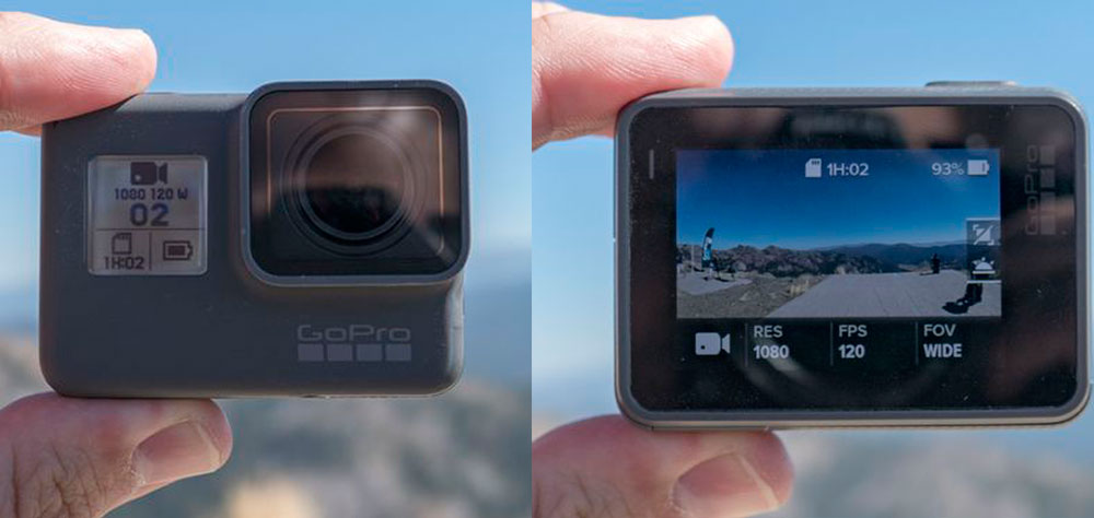 regali tecnologici gopro hero 5 black