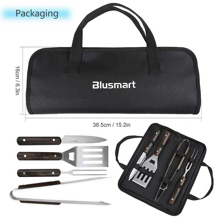 idee regalo uomo set barbecue