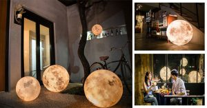 La Lampada Luna: Un'Idea Arredamento Che Porterà La Magia In Casa Tua.