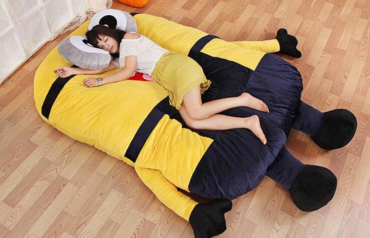 letto minion