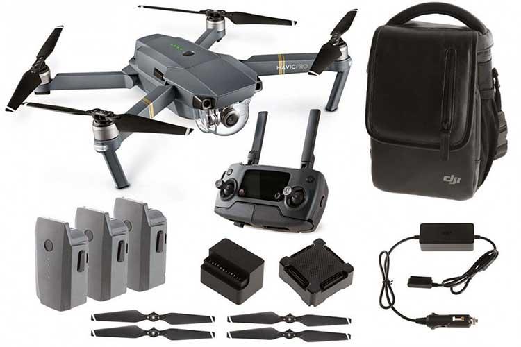 quadricottero dji drone mavic