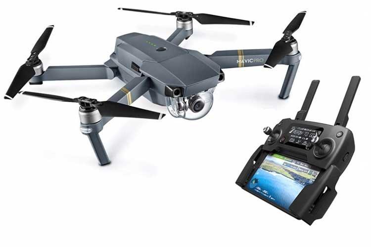 quadricottero dji mavic drone