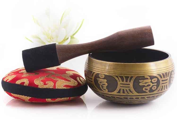 regali originali campana tibetana