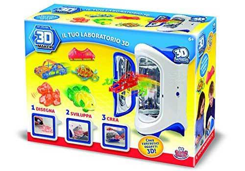 stampante 3d per bambini giochi