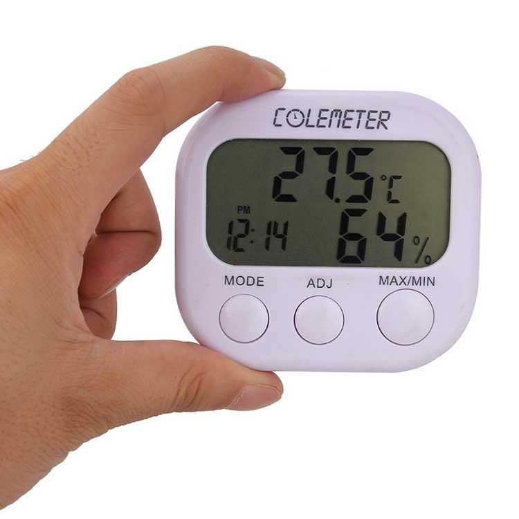 termometro ambiente colemeter