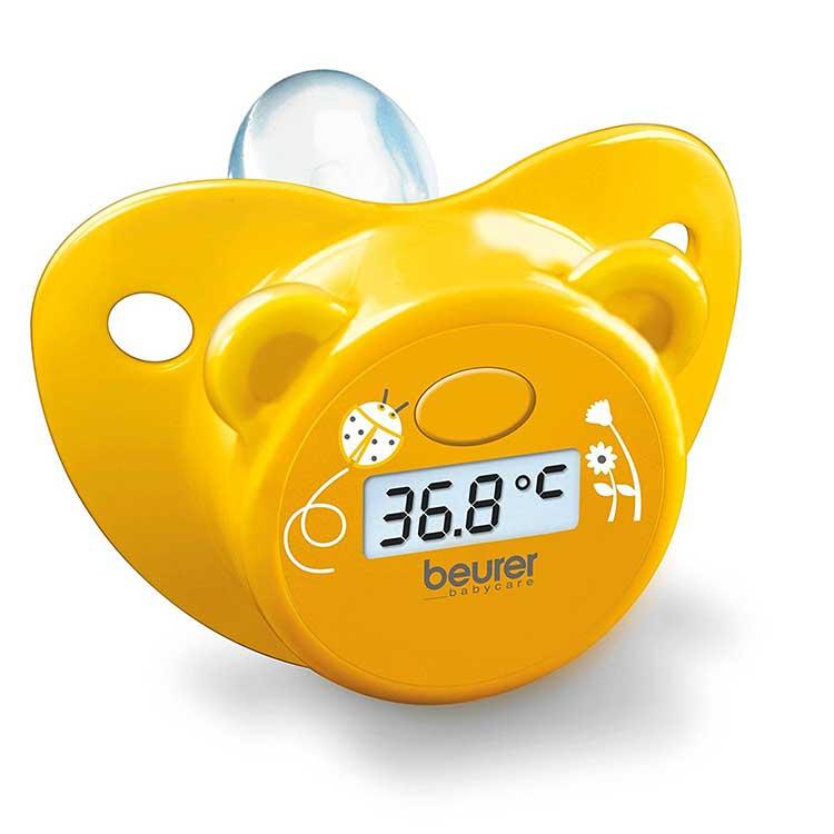 termometro neonato ciuccio beurer