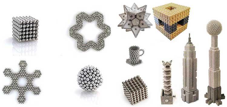 gadget economici palline magnetiche
