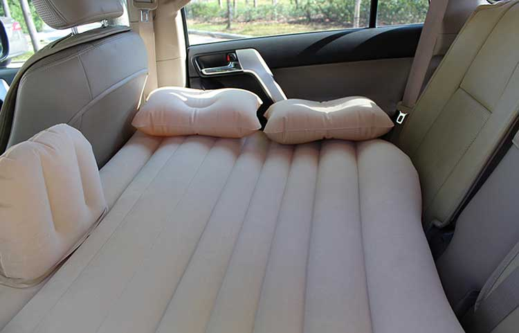 materasso gonfiabile auto car sofa