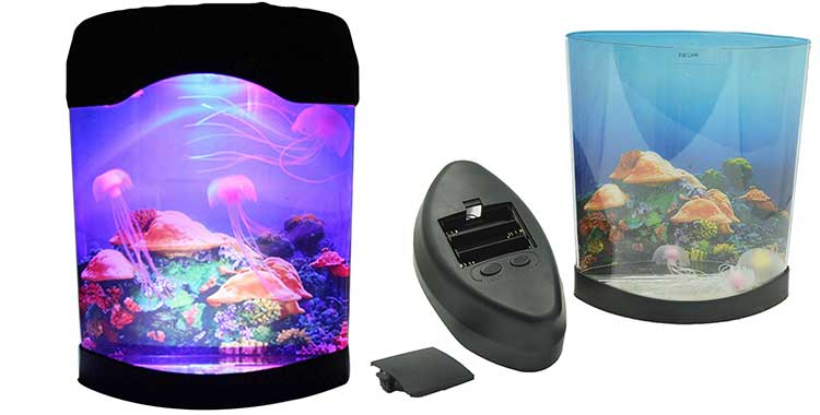oggettistica casa acquario meduse