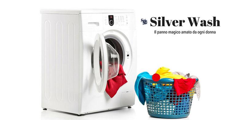 cattivo odore lavatrice silver wash