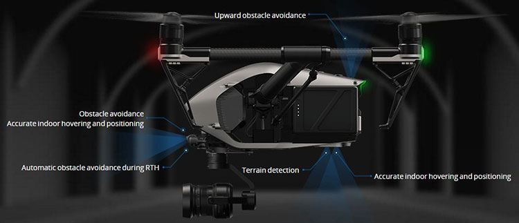 dji droni inspire 2