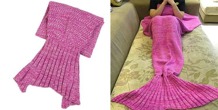 cosa regalare ad un amica coperta sirenetta