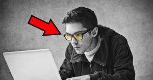 Occhiali Filtro Anti Luce Blu: I 3 Benefici Delle Lenti Per Computer (Dove Acquistarli)