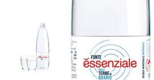 Acqua Essenziale: 12 Bottiglie (SPEDIZIONE GRATUITA), Ecco Dove Comprarle.