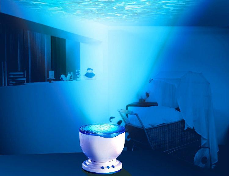 cromoterapia lampade