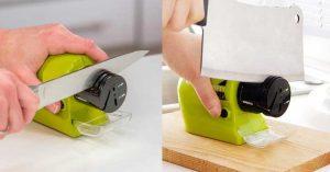 Affilacoltelli Elettrico: Come Affilare Le Lame Con Smart Sharp.