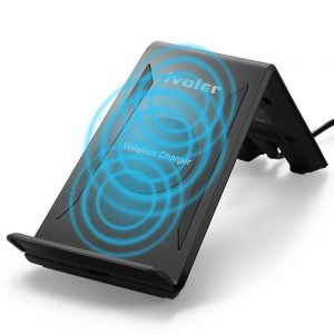 caricabatterie wireless iphone